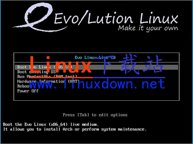 Arch Linux 安装捷径:Evo/Lution